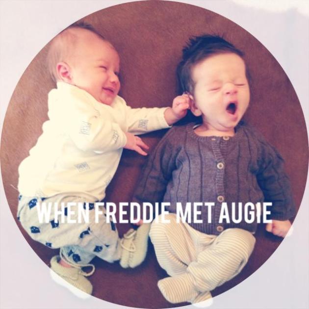 FREDDIE & AUGUE